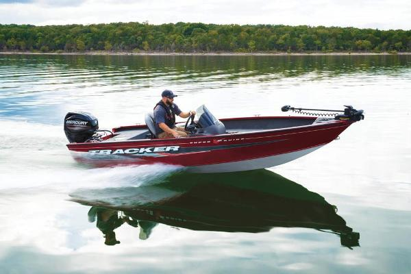 2019 Tracker Boats boat for sale, model of the boat is Super Guide V-16 SC & Image # 9 of 24