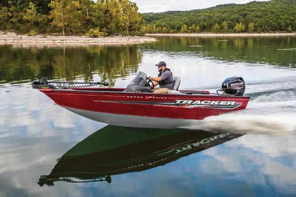 2019 Tracker Boats boat for sale, model of the boat is Super Guide V-16 SC & Image # 10 of 24
