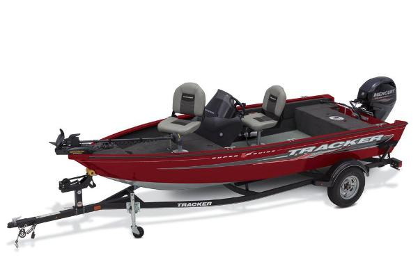 2019 TRACKER BOATS SUPER GUIDE V 16 SC for sale