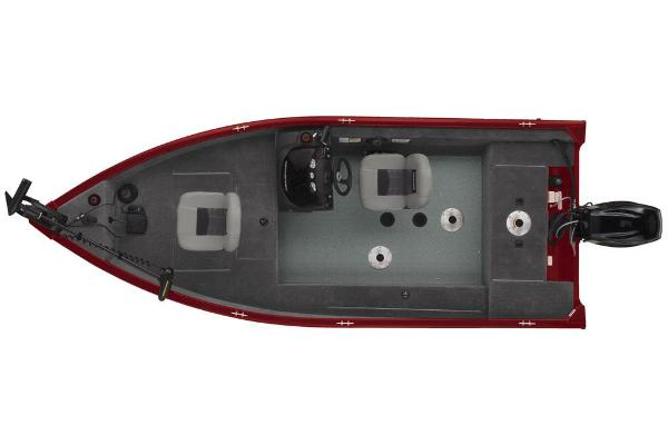 2019 Tracker Boats boat for sale, model of the boat is Super Guide V-16 SC & Image # 24 of 24