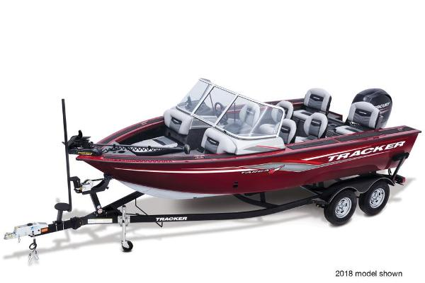 2019 TRACKER BOATS TARGA V 18 COMBO for sale