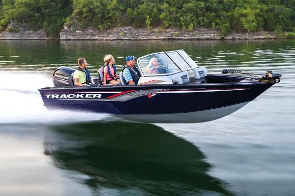 2019 Tracker Boats boat for sale, model of the boat is Targa V-18 Combo & Image # 9 of 82