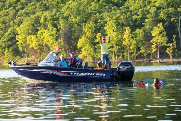 2019 Tracker Boats boat for sale, model of the boat is Targa V-18 Combo & Image # 23 of 82