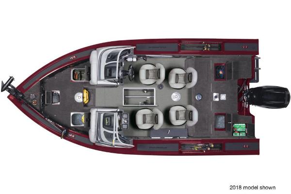 2019 Tracker Boats boat for sale, model of the boat is Targa V-18 Combo & Image # 71 of 82