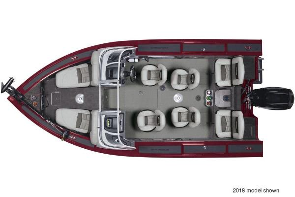 2019 Tracker Boats boat for sale, model of the boat is Targa V-18 Combo & Image # 75 of 82