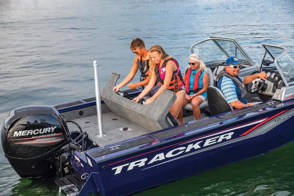 2019 Tracker Boats boat for sale, model of the boat is Targa V-18 Combo & Image # 57 of 82