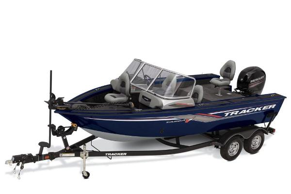 2019 Tracker Boats boat for sale, model of the boat is Targa V-18 Combo & Image # 69 of 82