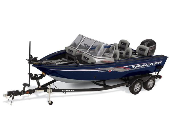 2019 Tracker Boats boat for sale, model of the boat is Targa V-18 Combo & Image # 1 of 82