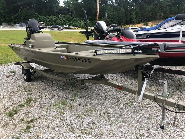 2015 TRACKER BOATS GRIZZLY® 1648 SC for sale