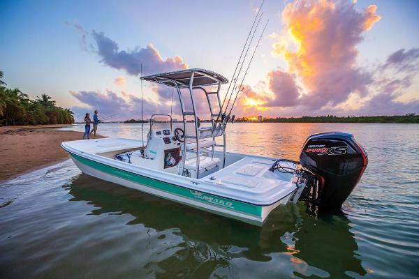 2021 Mako boat for sale, model of the boat is Pro Skiff 19 CC & Image # 6 of 54