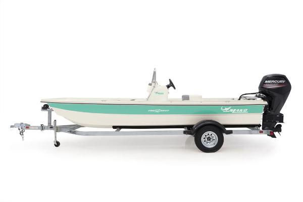 2021 Mako boat for sale, model of the boat is Pro Skiff 19 CC & Image # 10 of 54