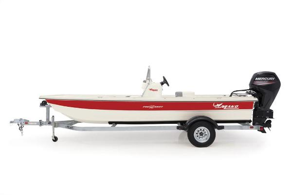 2021 Mako boat for sale, model of the boat is Pro Skiff 19 CC & Image # 12 of 54