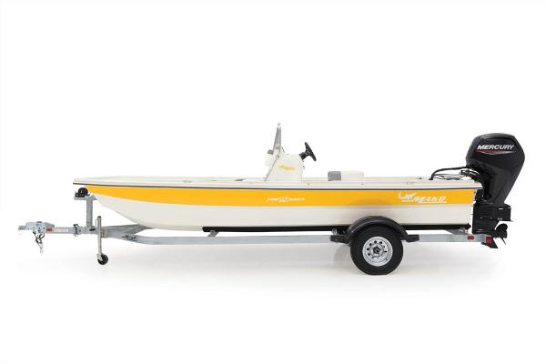 2021 Mako boat for sale, model of the boat is Pro Skiff 19 CC & Image # 14 of 54