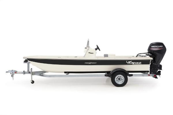 2021 Mako boat for sale, model of the boat is Pro Skiff 19 CC & Image # 15 of 54