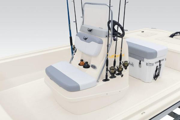 2021 Mako boat for sale, model of the boat is Pro Skiff 19 CC & Image # 35 of 54