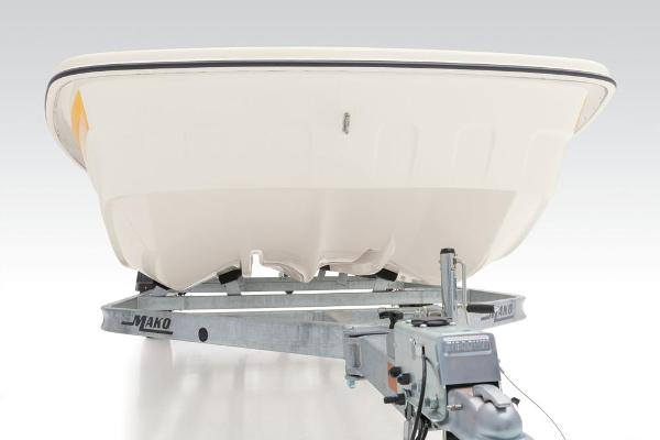 2021 Mako boat for sale, model of the boat is Pro Skiff 19 CC & Image # 47 of 54