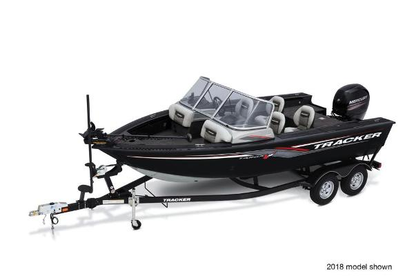 2019 TRACKER BOATS TARGA V 18 WT for sale