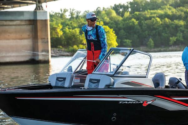 2019 Tracker Boats boat for sale, model of the boat is Targa V-18 WT & Image # 13 of 17
