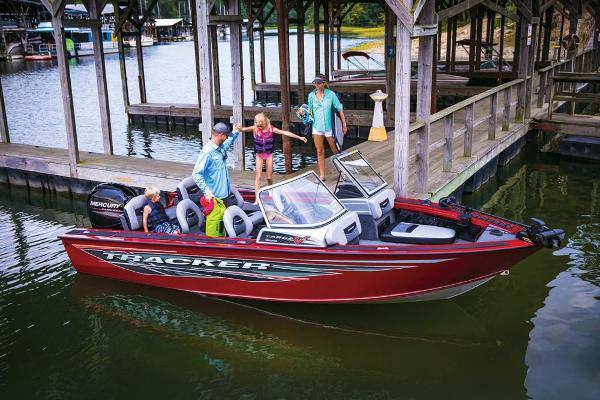 2019 Tracker Boats boat for sale, model of the boat is Targa V-19 Combo & Image # 3 of 51
