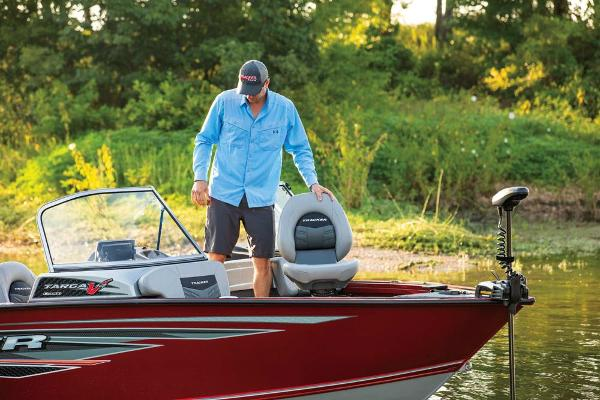 2019 Tracker Boats boat for sale, model of the boat is Targa V-19 Combo & Image # 7 of 51
