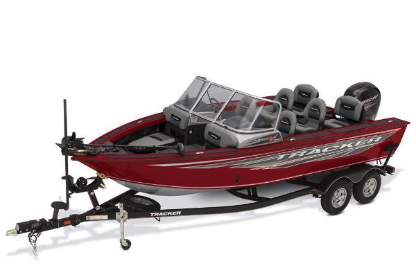 2019 Tracker Boats boat for sale, model of the boat is Targa V-19 Combo & Image # 2 of 51
