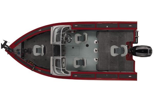 2019 Tracker Boats boat for sale, model of the boat is Targa V-19 Combo & Image # 10 of 51