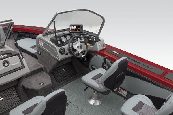 2019 Tracker Boats boat for sale, model of the boat is Targa V-19 Combo & Image # 24 of 51