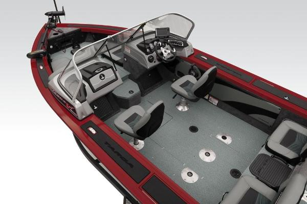2019 Tracker Boats boat for sale, model of the boat is Targa V-19 Combo & Image # 34 of 51