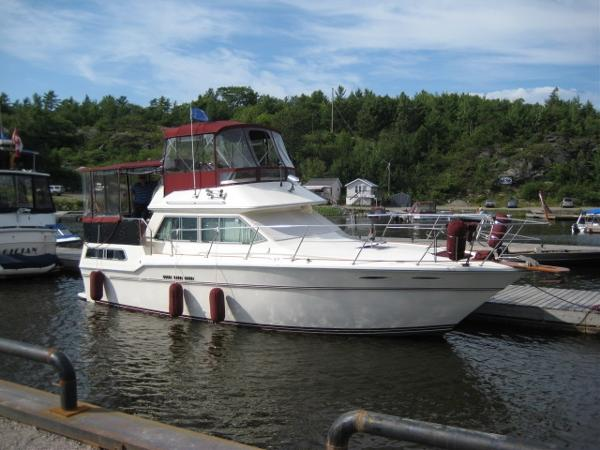 1984 SEA RAY 360 AFT CABIN for sale