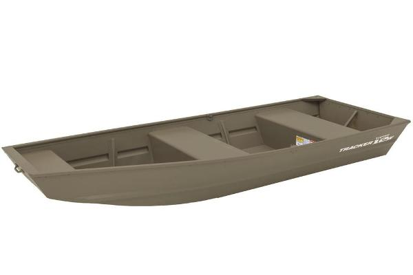 2019 TRACKER BOATS TOPPER 1236 RIVETED JON for sale