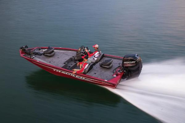 2019 Tracker Boats boat for sale, model of the boat is Pro Team 195 TXW Tournament Edition & Image # 15 of 45