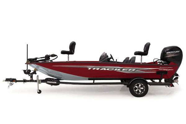 2019 Tracker Boats boat for sale, model of the boat is Pro Team 195 TXW Tournament Edition & Image # 33 of 45