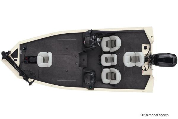 2019 Tracker Boats boat for sale, model of the boat is Pro Team 195 TXW Tournament Edition & Image # 22 of 25