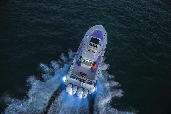 2020 Mako boat for sale, model of the boat is 414 CC Sportfish Edition & Image # 5 of 60