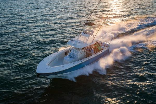 2020 Mako boat for sale, model of the boat is 414 CC Sportfish Edition & Image # 9 of 60
