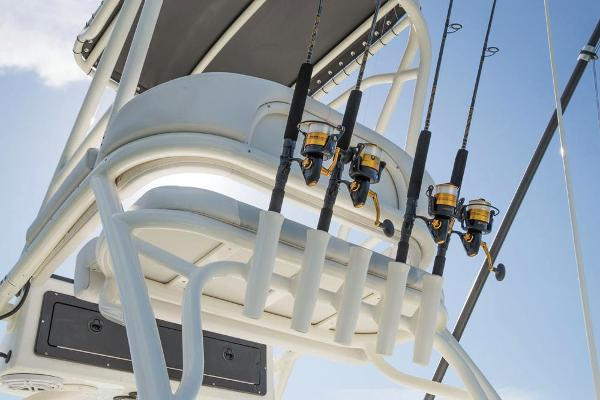2020 Mako boat for sale, model of the boat is 414 CC Sportfish Edition & Image # 34 of 60