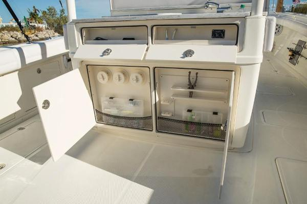 2020 Mako boat for sale, model of the boat is 414 CC Sportfish Edition & Image # 36 of 60