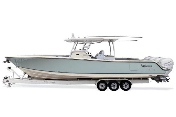 2020 Mako boat for sale, model of the boat is 414 CC Sportfish Edition & Image # 49 of 60