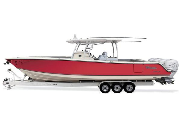 2020 Mako boat for sale, model of the boat is 414 CC Sportfish Edition & Image # 51 of 60
