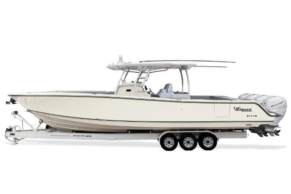 2020 Mako boat for sale, model of the boat is 414 CC Sportfish Edition & Image # 52 of 60