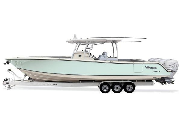 2020 Mako boat for sale, model of the boat is 414 CC Sportfish Edition & Image # 53 of 60