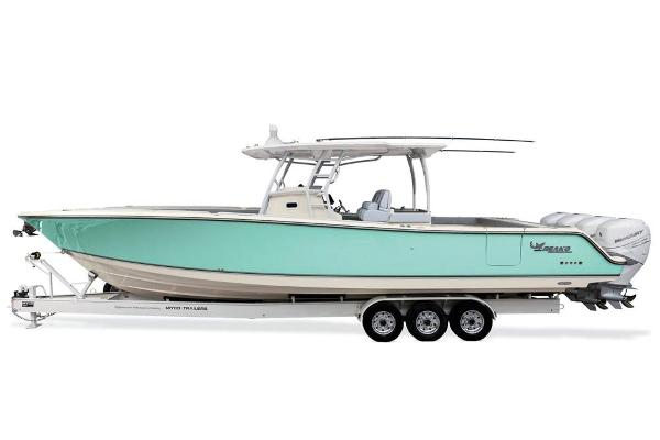 2020 Mako boat for sale, model of the boat is 414 CC Sportfish Edition & Image # 55 of 60