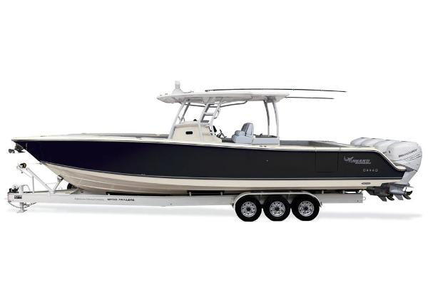 2020 Mako boat for sale, model of the boat is 414 CC Sportfish Edition & Image # 56 of 60