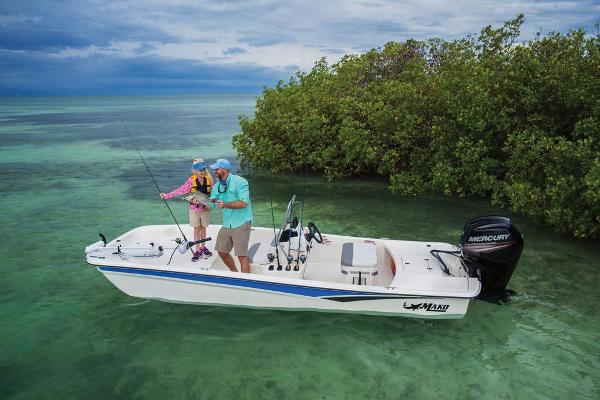 2019 Mako boat for sale, model of the boat is Pro Skiff 17 CC & Image # 6 of 52