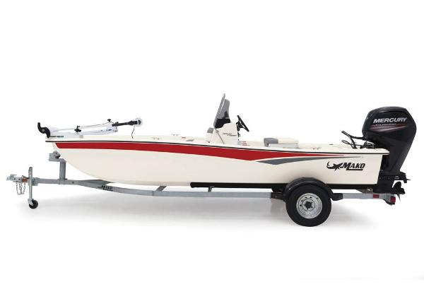 2019 Mako boat for sale, model of the boat is Pro Skiff 17 CC & Image # 31 of 52