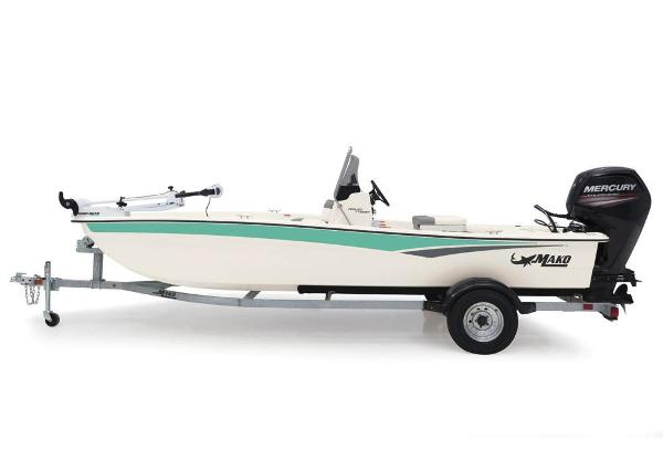2019 Mako boat for sale, model of the boat is Pro Skiff 17 CC & Image # 42 of 52