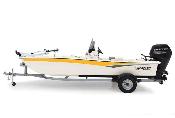 2019 Mako boat for sale, model of the boat is Pro Skiff 17 CC & Image # 43 of 52