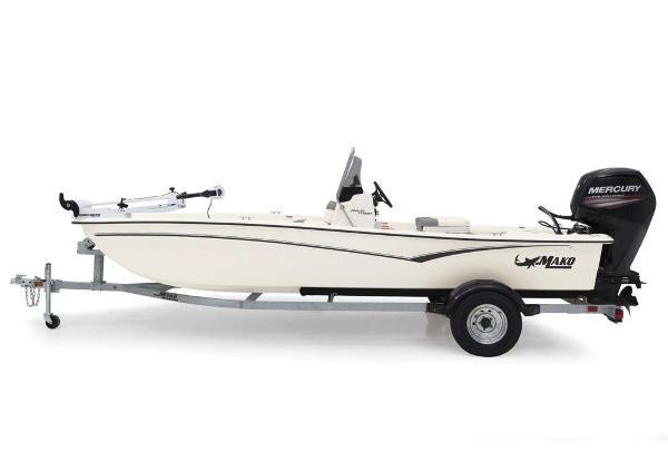 2019 Mako boat for sale, model of the boat is Pro Skiff 17 CC & Image # 45 of 52