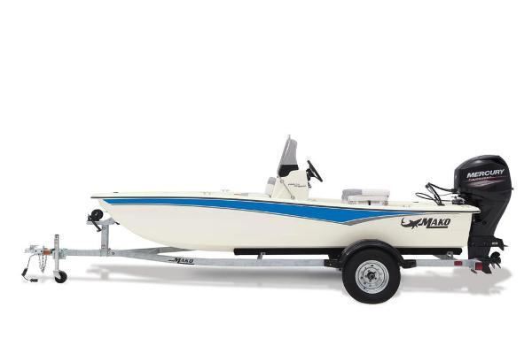 2019 Mako boat for sale, model of the boat is Pro Skiff 15 CC & Image # 14 of 44