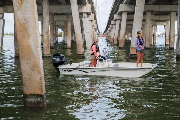 2019 Mako boat for sale, model of the boat is Pro Skiff 15 CC & Image # 6 of 44